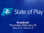 PlayStation State of Play set for Thursday