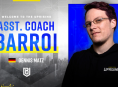 Barroi joins Boston Uprising as an assistant coach