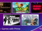 These five free games are available for Prime Gaming subscribers in May