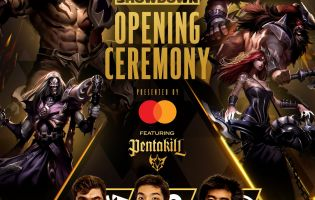Riot Games virtual rock band Pentakill will perform at the Mid-Season Showdown Opening Ceremonies