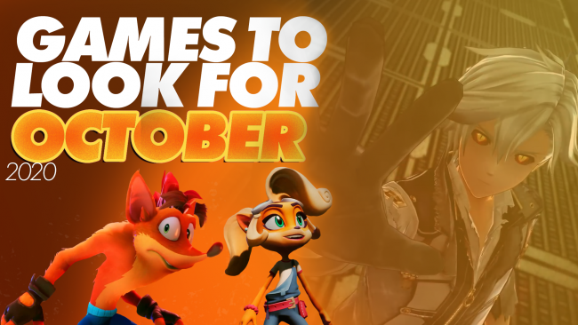 Here are the Games to Look For in October