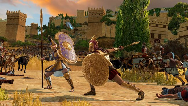 Total War Saga: Troy - An Epic Interview
