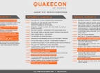 Bethesda reveals the schedule for QuakeCon at Home 2020
