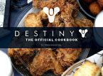 Destiny: The Official Cookbook available in August