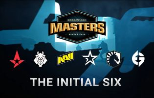 DreamHack Masters Winter will commence November 30