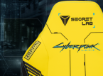 The Cyberpunk 2077-themed Secretlab chair is here