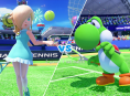 Mario Tennis Ultra Smash - launch gameplay and screens