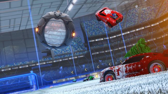 'Player anthems' are coming to Rocket League Season 2
